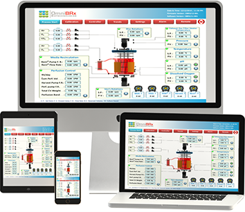 Bioprocess Control Software & Data Management
